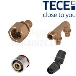 TECE savienojumi trejgabali pārejas