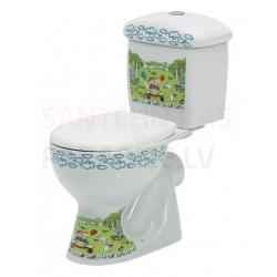 Bērnu WC podi