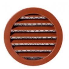 EUROPLAST reste alumīnija sakausējuma, Ø125mm, brūna MRA125B