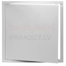 EUROPLAST revīzijas lūka plastmasas, 400x400mm PL4040