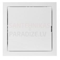 EUROPLAST revīzijas lūka metāla, 150x150mm RL1515
