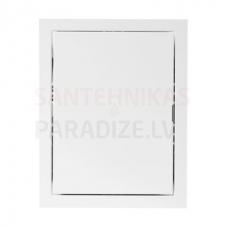 EUROPLAST revīzijas lūka metāla, 200x250mm RL2025