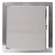 EUROPLAST revīzijas lūka metāla, reģpsim, 400x400mm RLR4040