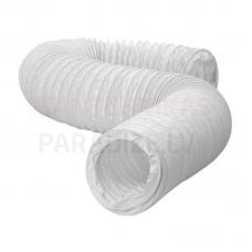 EUROPLAST gaisa vads uz stieples pamata PVC flex, 110x55mm-1m