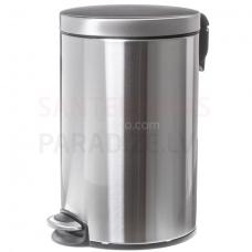 FANECO Atkritumu tvertne ar pedāli, ECO, WBE30MP, 30L