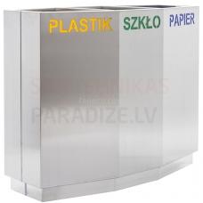FANECO Atkritumu tvertne, 80L, WBS3.80