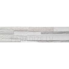 Dekors / klinkera flīzes ar akmens rakstu iekštelpām un fasādei WALL ART 15x61cm