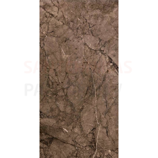 Glancētas akmens flīzes - sienām, grīdai, fasādei 60x120cm ESS. GALES BROWN / 4 faces