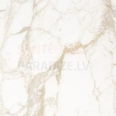 Glancētas grīdasflīzes 60,7x60,7cm SAINT LAURENT White