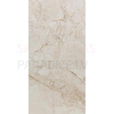 Glancētas akmens flīzes - sienām, grīdai, fasādei 60x120cm ESS. GALES IVORY / 4 faces