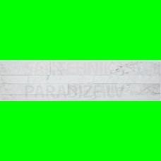 Dekors / klinkera flīzes ar akmens rakstu iekštelpām un fasādei TIF WHITE 15x61cm