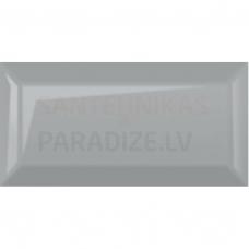 Glancētas flīzes 10x20 cm Metrotiles Grey