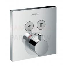 Hansgrohe zemapmetuma termostata dušas jaucējkrāns SHOWERSELECT