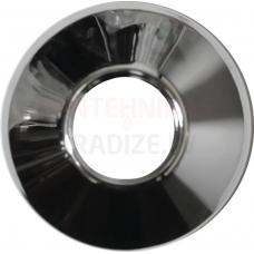HERZ ekscentru dekoratīvā rozete 3/4'' hromēta 21001