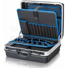 Instrumentu kaste alumīnija rāmis 465x200x410mm BASIC