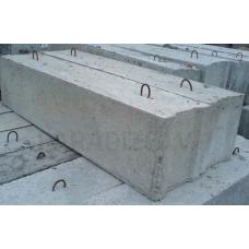 Betona pamatu bloks 780x300x290