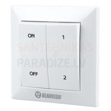 BLAUBERG divātrumu slēdzis ventilatoriem CDP-2/10