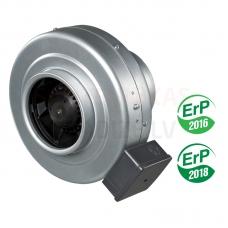 VENTS augstspiediena kanāla ventilators VKMZ125 ar klusu motoru